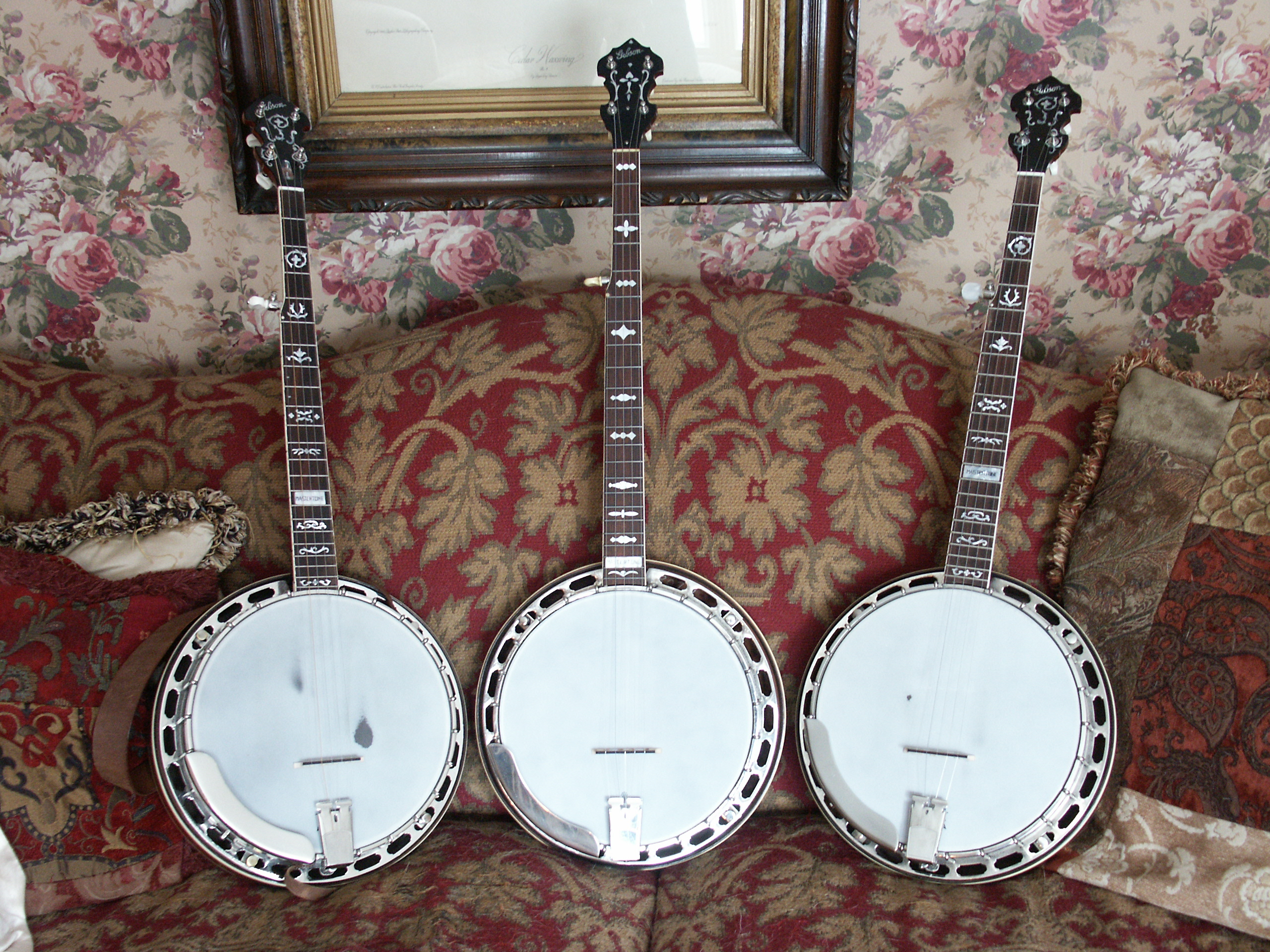 gibson banjo serial number lookup